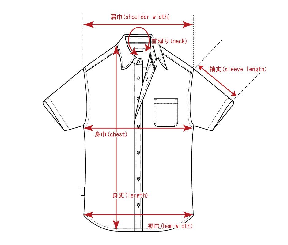 シャツ・ポロシャツ(半袖)